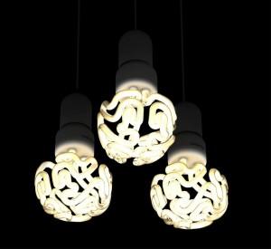 bombillas de bajo consumo originales