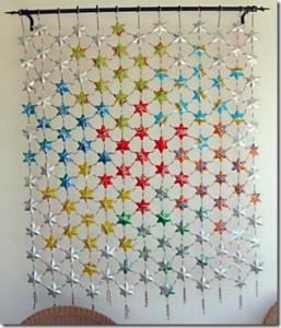 cortina de estrellas enlatadas