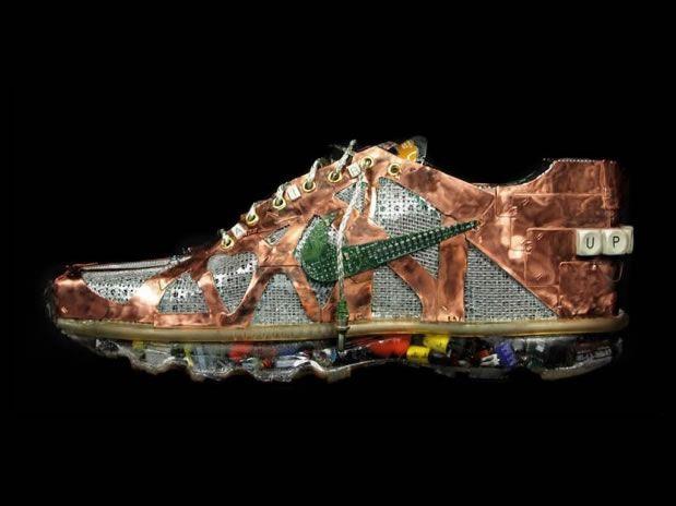 Residuos Recíclame Con Tecnológicos Crea Zapatillas Nike dBeWQCxor
