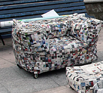 taller de reciclaje reutil-arte