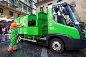 camion sostenible