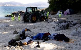 Los servicios de limpieza han retirado 21.500 kilogramos de residuos y cenizas derivados de los festejos de San Juan en la ciudad de Vigo.