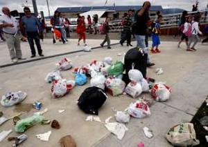 basura de las islas cies
