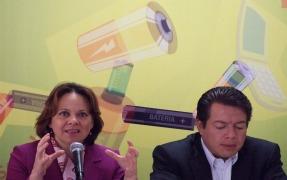 El programa de acopio de baterias Pilotron iniciarán en la delegación Coyoacan (Foto:BereniceBalboa/ELUNIVERSAL
