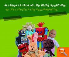 alarga la vida de tus juguetes.