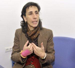 Maria Perez, directora general de Evaluacion y Calidad Ambiental