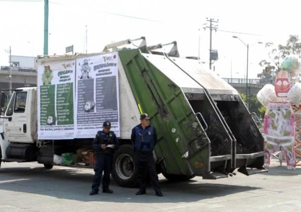 Los habitantes del DF deberan separar sus residuos en organicos e inorganicos, si quieren que se lleven su basura