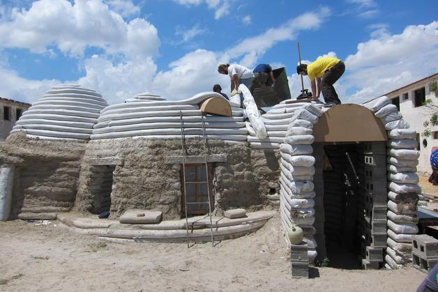 Una de cal otra de arena y un poco de agua rec clame - Materiales de construccion baratos ...