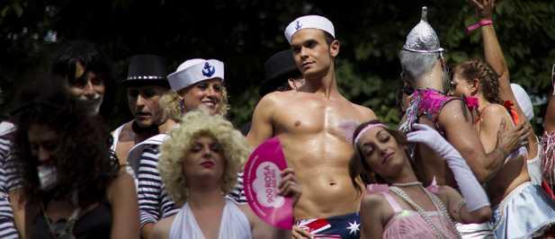 71 Personas atendidas en Madrid durante el Orgullo Gay