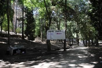 El parque, totalmente limpio (Foto: MARTIÑO PINAL)
