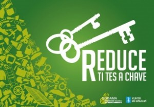 Reduce. Ti tes a chave
